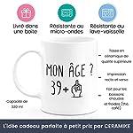 Ceramike-Tazza-da-40-anni-Rigolo-idea-regalo-per-compleanno-uomo-e-donna