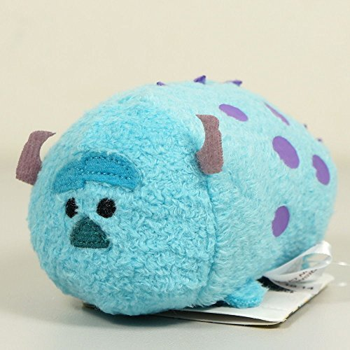 Tsum Tsum Sulley Sullivan - Monster Inc - Disney Japan (Monster From Monsters Inc)