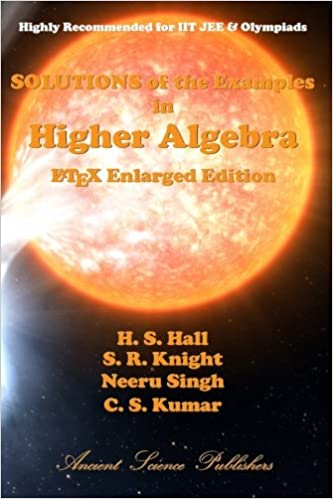 Higher Algebra By Hall And Knight Ebook