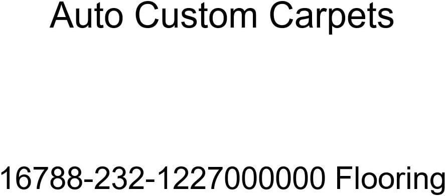 Auto Custom Carpets 16788-232-1227000000 Flooring