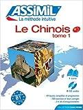 Le Chinois sans Peine - Tome 1 ; Livre + CD Audio (x4)