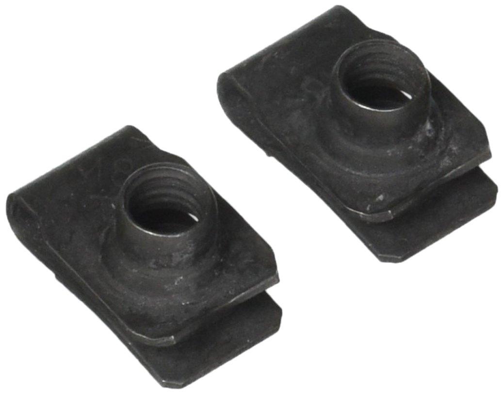 Hard-to-Find Fastener 014973226497 Extruded U Nuts, 8mm Regular, Piece-10