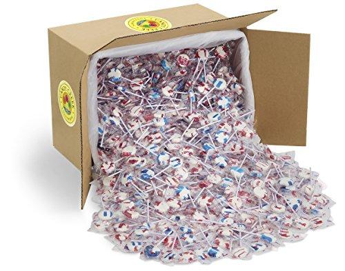 Candy Creek Patriotic Pops, Bulk 18 lb. Carton