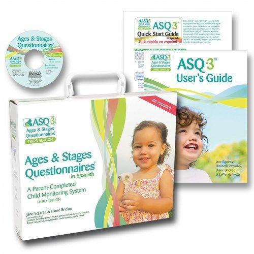 ASQ-3 in Spanish Starter Kit