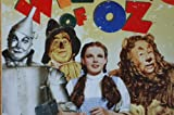Wizard of Oz 70th Anniversary Retro Distressed Tin Sign (1562) , 16x12