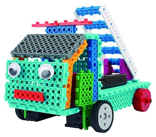 ensemble de construction pour enfants kit de construction de jouet t l command ingenious. Black Bedroom Furniture Sets. Home Design Ideas