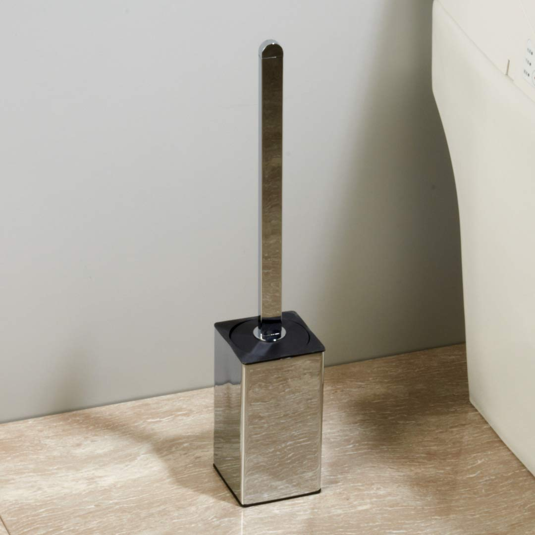 Biege WK Potters Ceramic Toilet Brush and Holder