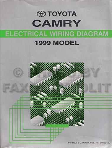 1999 toyota camry electrical wiring diagram repair manual 1998 Toyota Camry Electrical Wiring Diagram 1998 toyota camry electrical wiring
