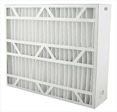 Aprilaire DPFS20X25.25X3.50M13 Space Gard Merv 13 Replacement Air Filters For 2120; Pack Of 2 by Space-Gard and Aprilaire