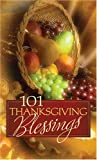 101 Thanksgiving Blessings, Vickie Phelps, 1597897086
