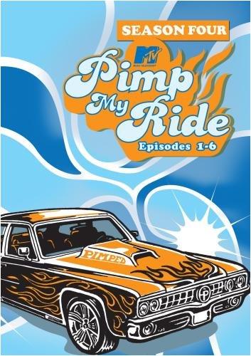 Pimp My Ride, Season 4 Episodes 1-6 (Pimp My Ride Dvd)