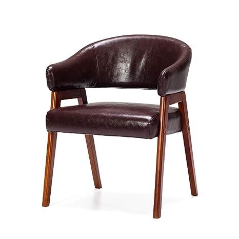 Amazon.com: TGDY Sillas de comedor, salón, diseño moderno ...