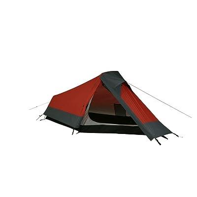 10T SiliconeRock Tente de randonnée 1 personne Orange 290 x 120 x 100