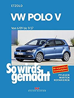 VW Polo ab 6/09: So wirds gemacht - Band 149