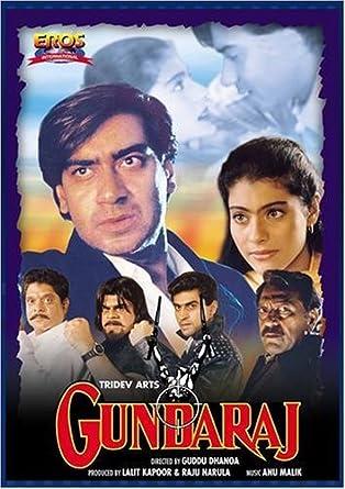 Gundaraj By Ajay Devgan Amazon Es Ajay Devgan Amrish Puri Anjali Jathar Asrani Beena Guddu Dhanoa Cine Y Series Tv