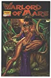 Warlord of Mars #1, J.Scott Campbell Color Variant,Dynamite (Warlord of Mars, # 1)