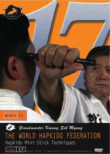 Hapkido Mini-Stick Technique DVD #17