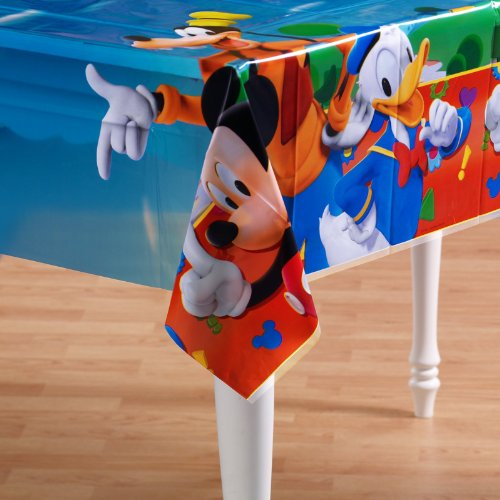 Hallmark Mickey Table Cover