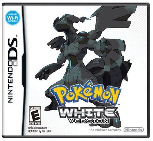 Pokemon White Version Video Games
