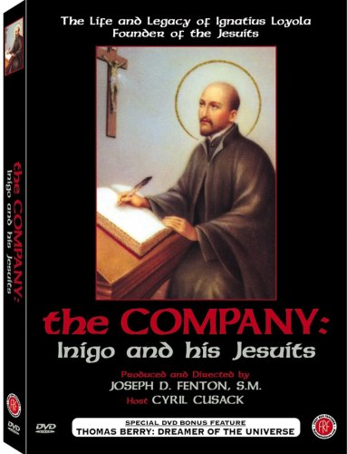 DVD : Cyril Cusack - Company: Inigo & His Jesuits (Full Frame)