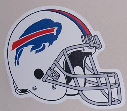 FATHEAD Buffalo Bills Team Helmet Logo Official NFL Vinyl Wall Graphic 13