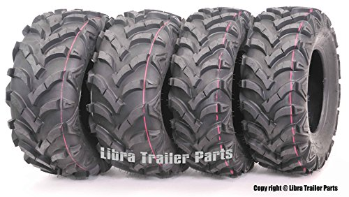 honda recon 250 tires and rims - 1
