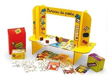 Vilac jouets en bois ma grande poste amazon jeux et jouets