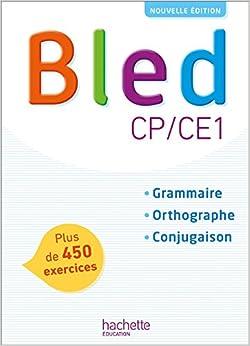 Descargar Bled Cp/ce1 - Manuel De L'élève - Edition 2018 Epub Gratis