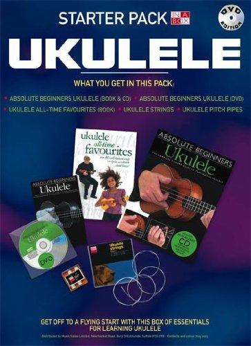 Download In A Box: Starter Pack Ukulele (DVD Edition) PDF
