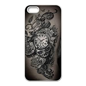 41 Inspiring and Mostly Black and White Tattoos to Inspire Your Next Ink Session Phone Case For iphone 6 4.7 White