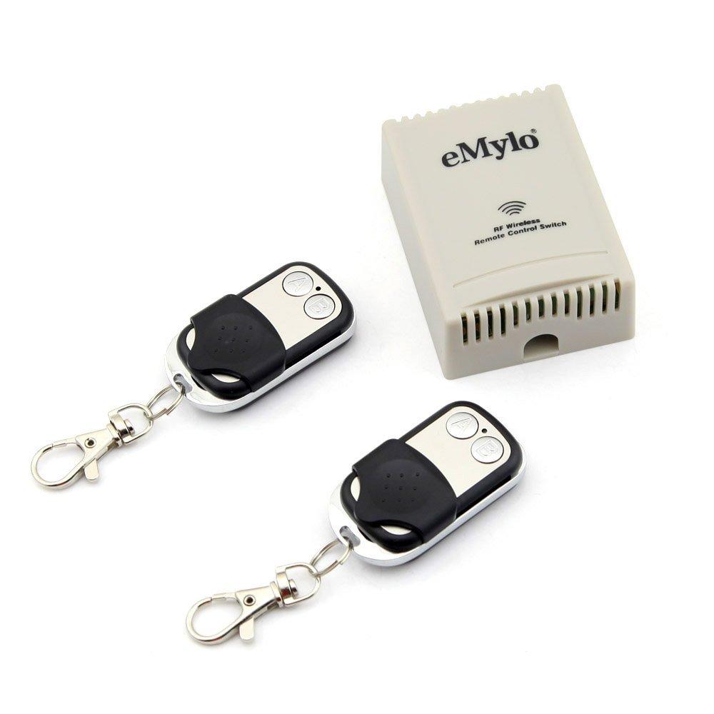 Wireless Remote Control Light Switch Garage Door Remote