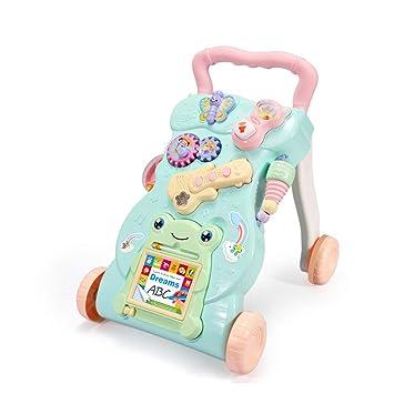 WMYJXD Andador para Bebés, Andador Multiusos para Bebés, Andador ...