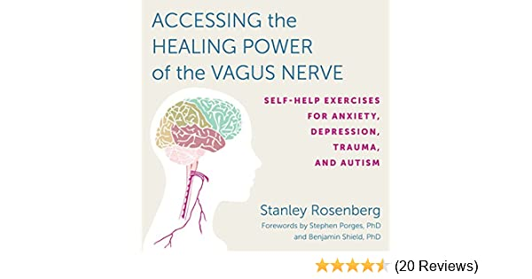 Amazon Accessing The Healing Power Of The Vagus Nerve Audible