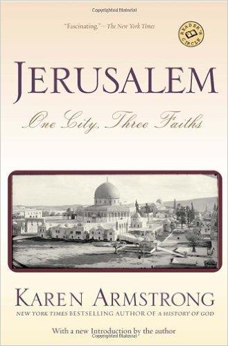 JERUSALEM : ONE CITY THREE FAITHS