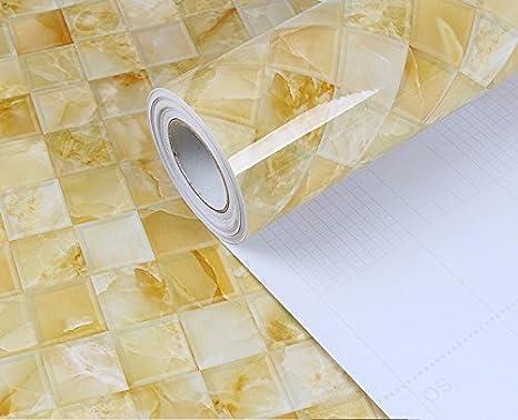 Jaysk adesivo di olio da cucina autoadesive piastrelle parete