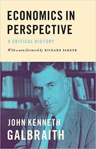 Economics in Perspective: A Critical History