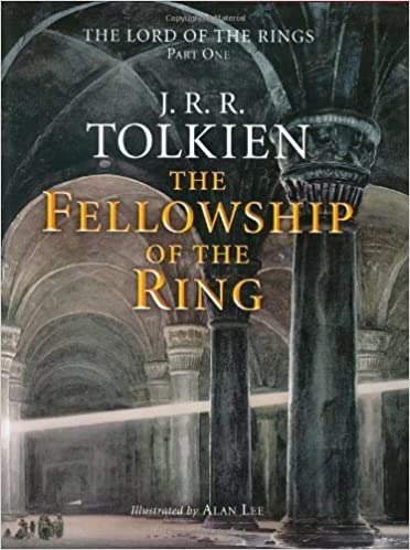 The Fellowship of the Ring: Being the First Part of the Lord of ...