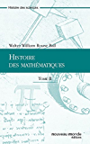 Histoire des mathématiques Tome 2