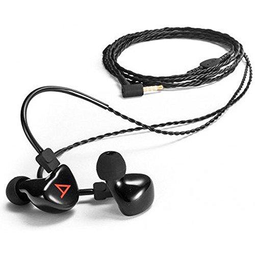 Astell & Kern Michelle Universal In-Ear Monitor (Black) by Astell&Kern