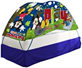Disney Mickey Mouse Bed Tent with Pushlight Assortment