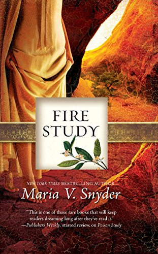 Fire Study (Study, Book 3) by Snyder, Maria V.