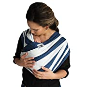 Baby K'tan Original Baby Carrier, Nautical, X-small