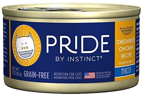 Pride by Instinct Grain Free Minced Cheshire's Chicken Recip