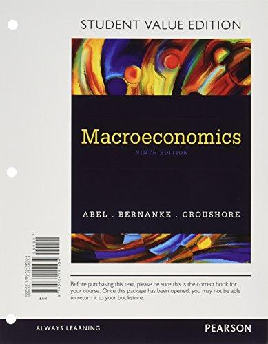 Macroeconomics (Looseleaf) W/Access