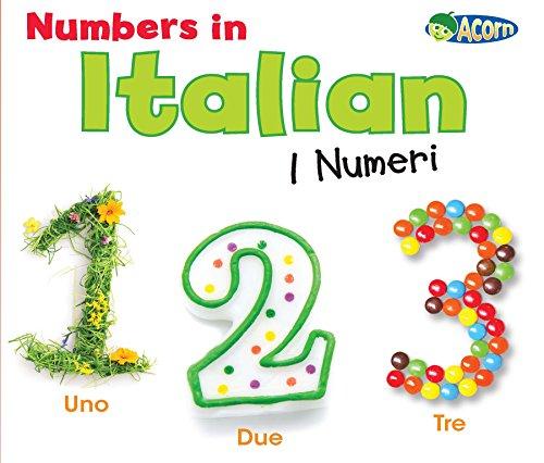 Alphabet Language Italian (Numbers in Italian (World Languages - Numbers))