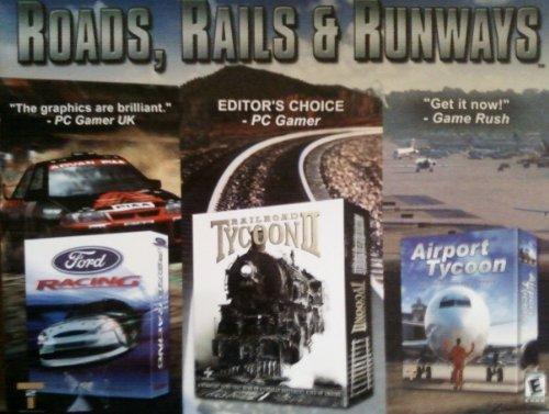 Roads, Rails & Runways