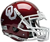 NCAA Oklahoma Sooners Authentic XP Football Helmet