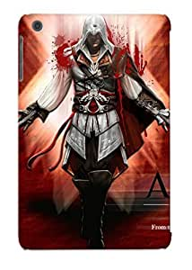 Premium Durable Assassins Creed Fashion Tpu Ipad Mini/mini 2 Protective Case Cover by icecream design