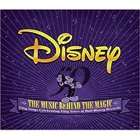Disney: The Music Behind The Magic [2 CD]