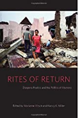 Rites of Return: Diaspora Poetics and the Politics of Memory (Gender and Culture Series) Paperback
